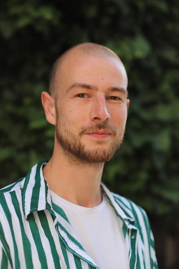 Alexander Vognstrup Nielsen, Graphic Designer
