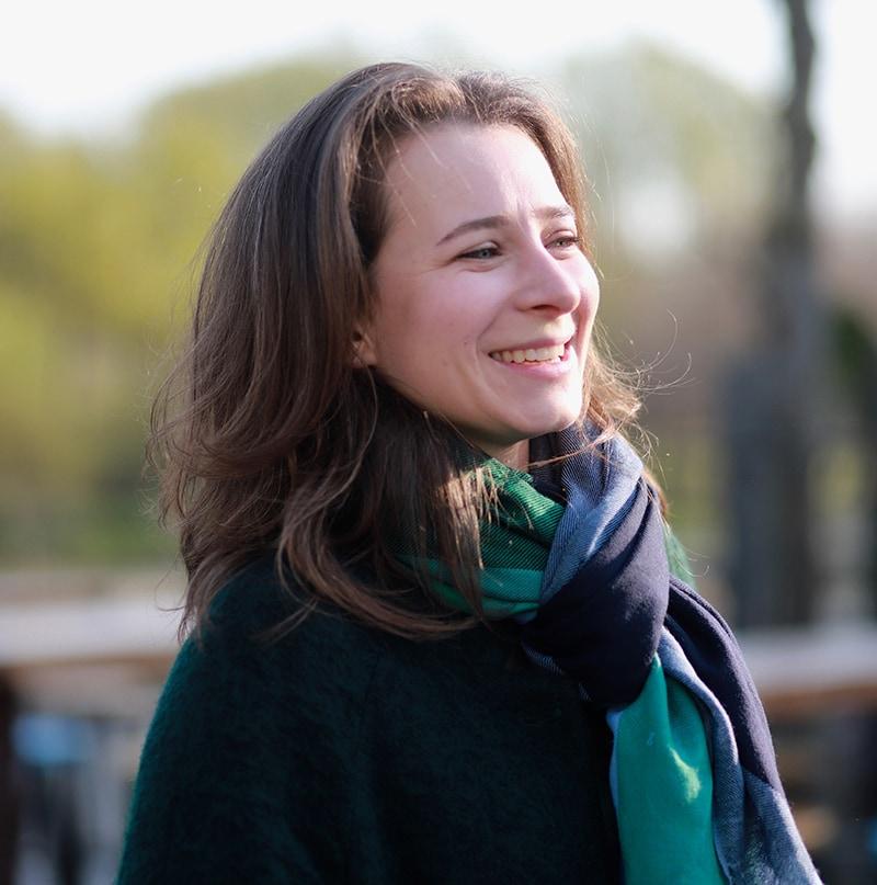 Esmée Sanders, Client Manager