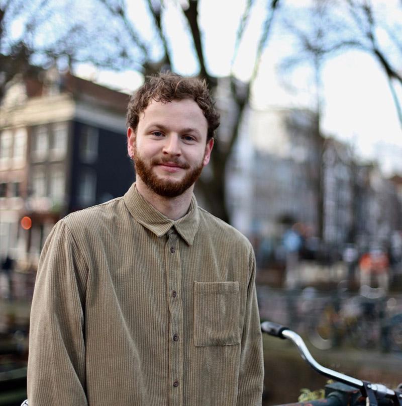 Luc Davids, Graphic Designer