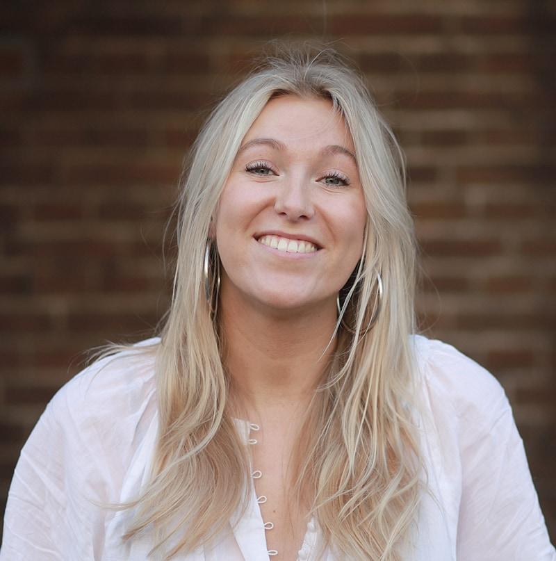Sanne Huuskes, Brand Designer