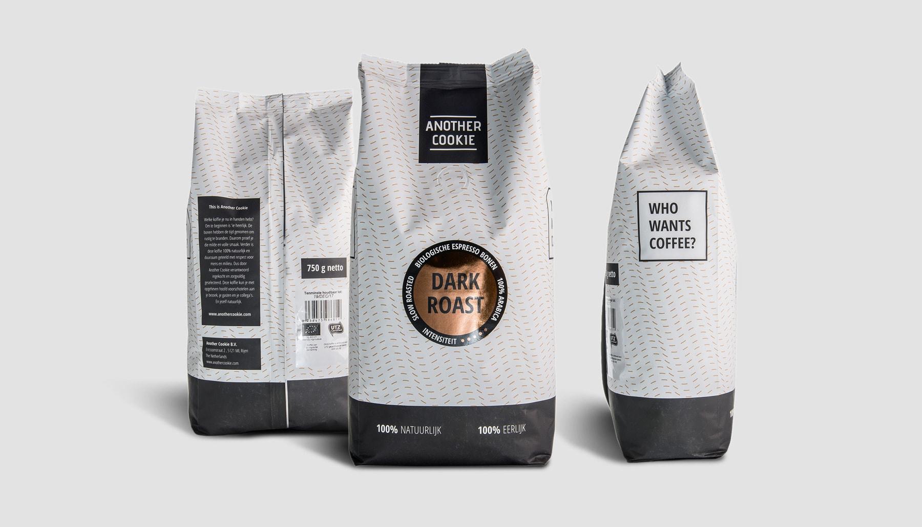 Another Cookie / Dutchy Design / Branding & Design Portfolio