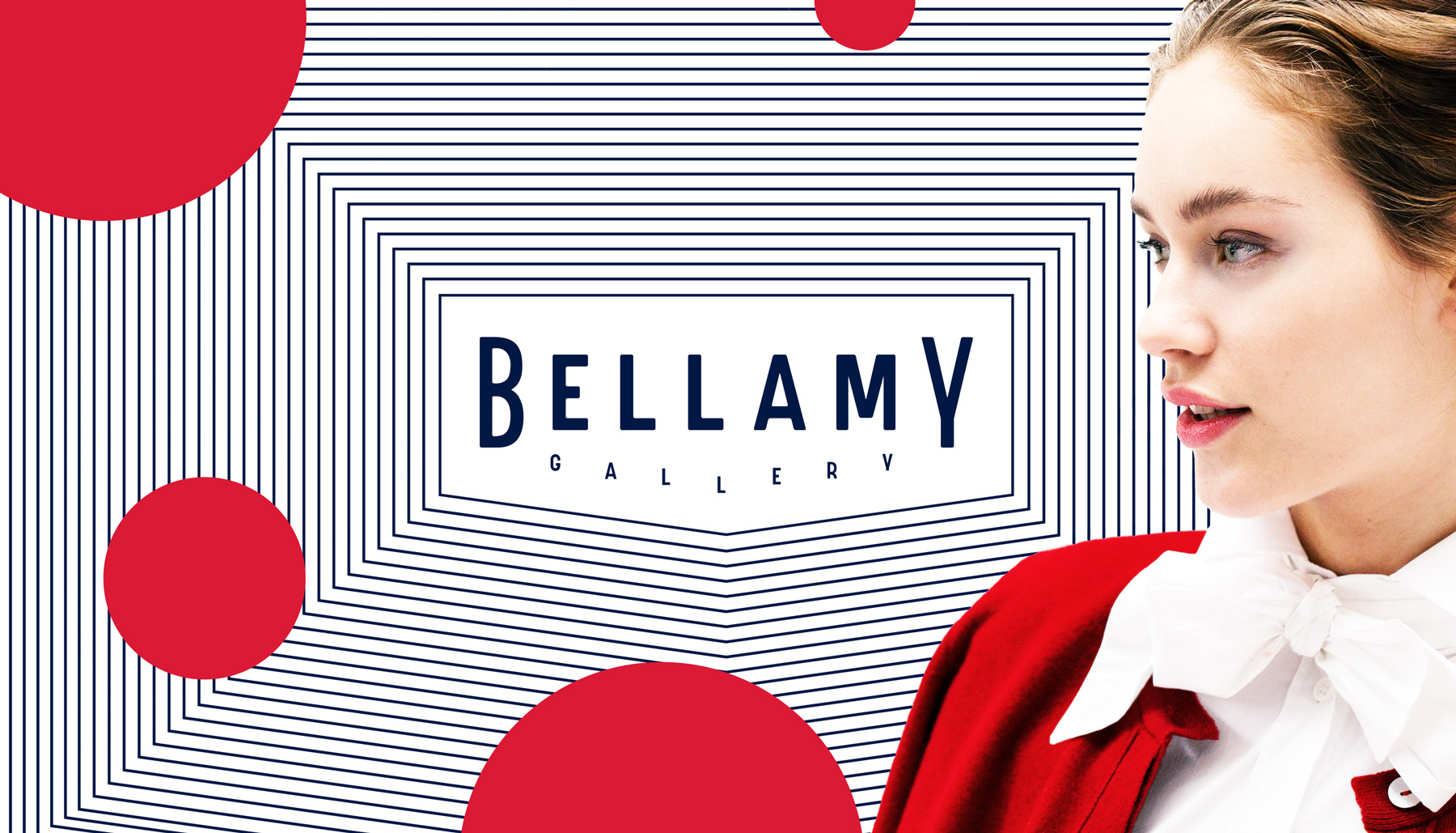 Bellamy Gallery / Dutchy Design / Branding & Design Portfolio