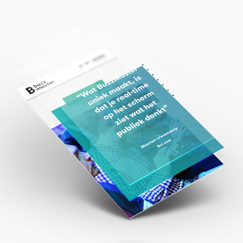 Buzzmaster / Dutchy Design / Branding & Design Portfolio