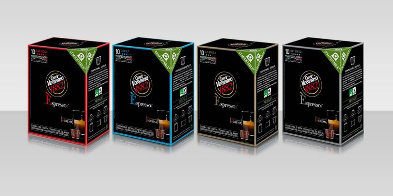 Dutchy Design / Caffè Vergnano