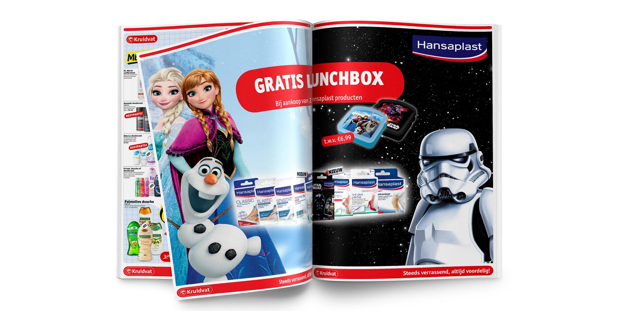 Hansaplast / Dutchy Design / Branding & Design Portfolio