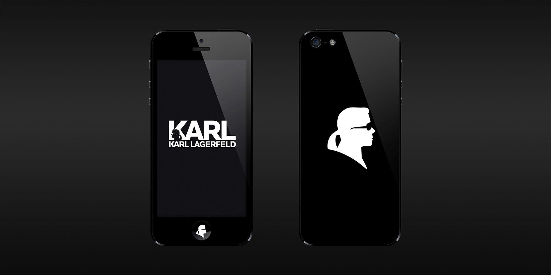 Karl Lagerfeld / Dutchy Design / Branding & Design Portfolio
