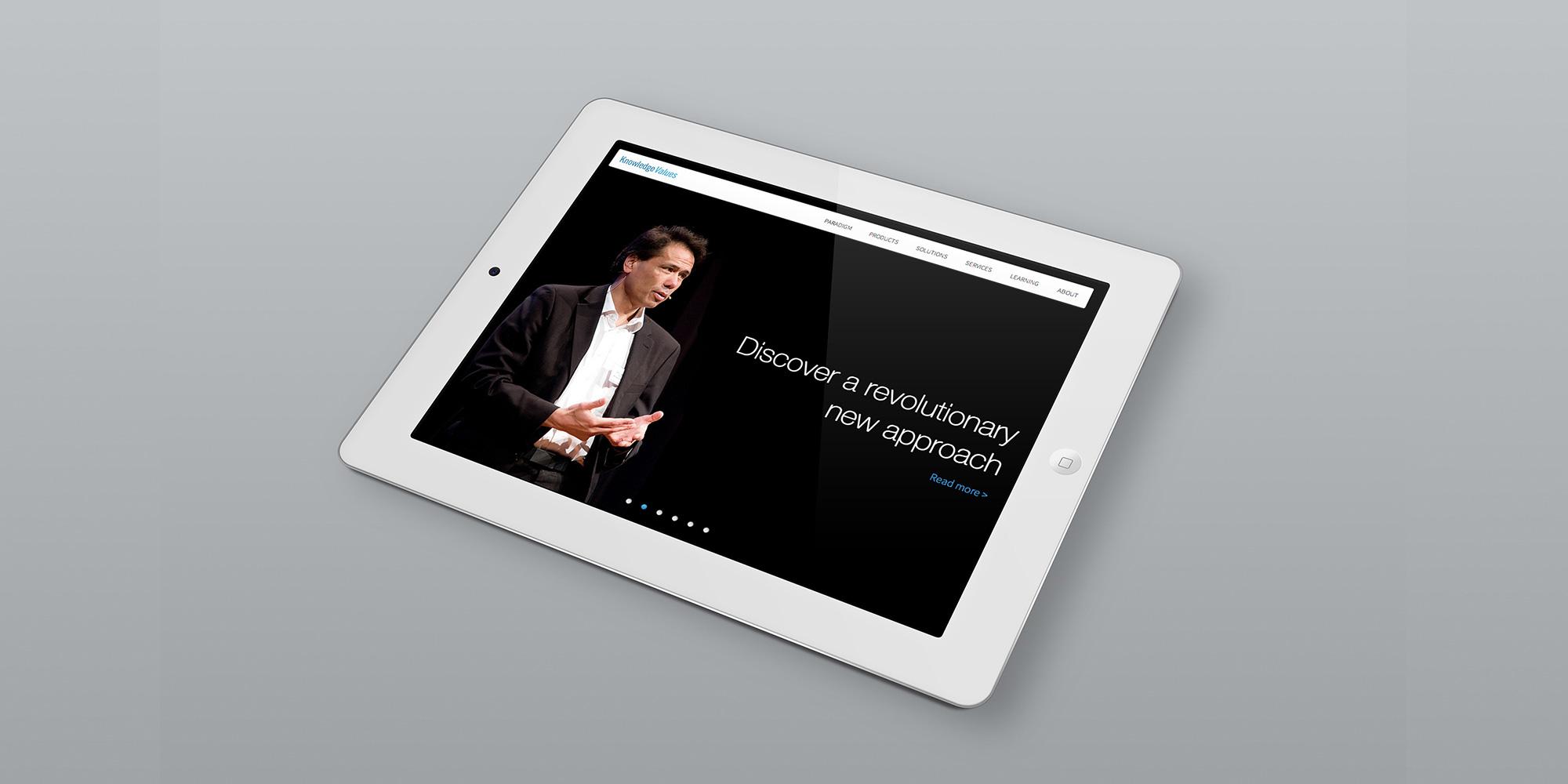 Knowledge Values / Dutchy Design / Branding & Design Portfolio