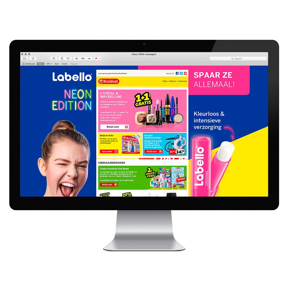 Labello / Dutchy Design / Branding & Design Portfolio