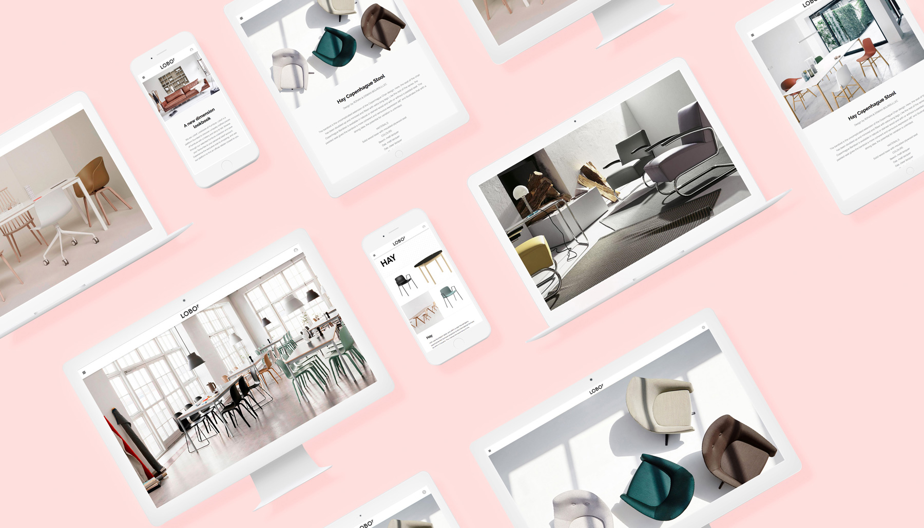 LOBOF / Dutchy Design / Branding & Design Portfolio