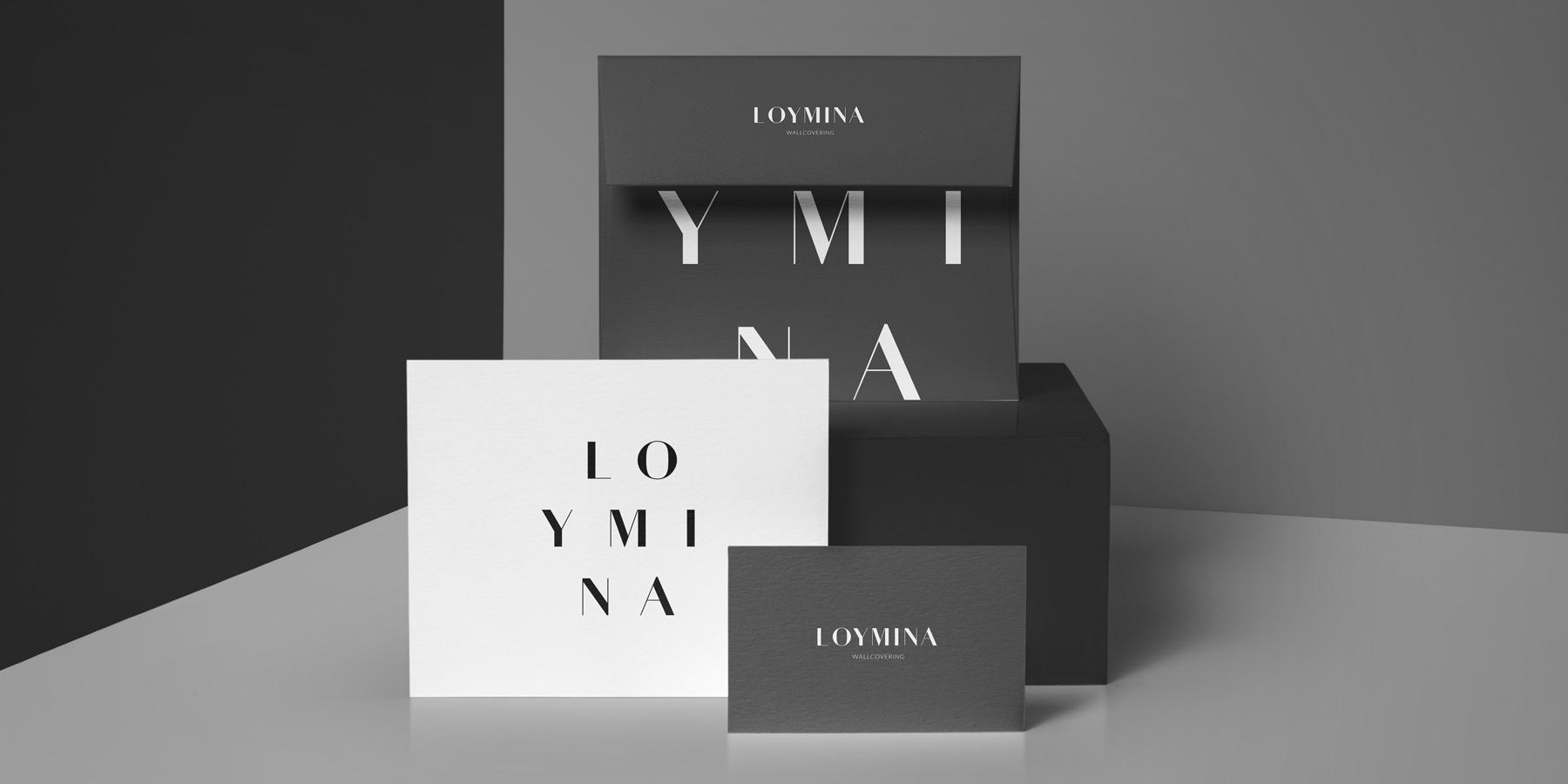 Loymina / Dutchy Design / Branding & Design Portfolio
