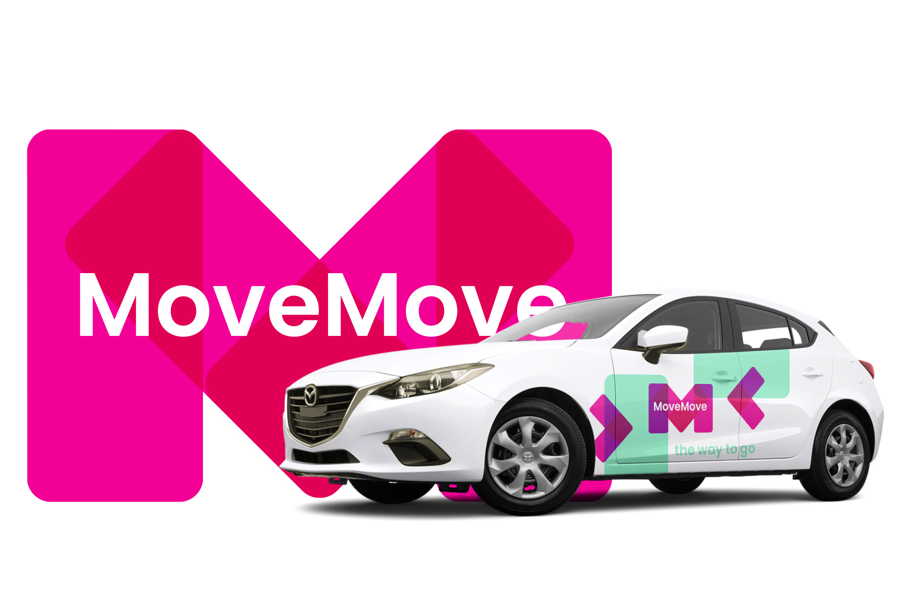 MoveMove / Dutchy Design / Branding & Design Portfolio