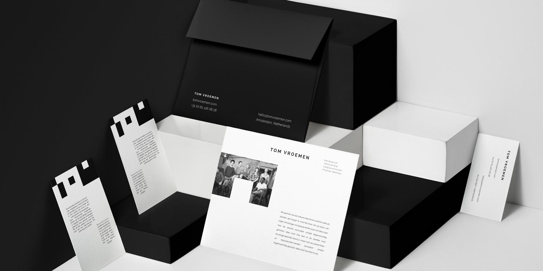 Tom Vroemen / Dutchy Design / Branding & Design Portfolio