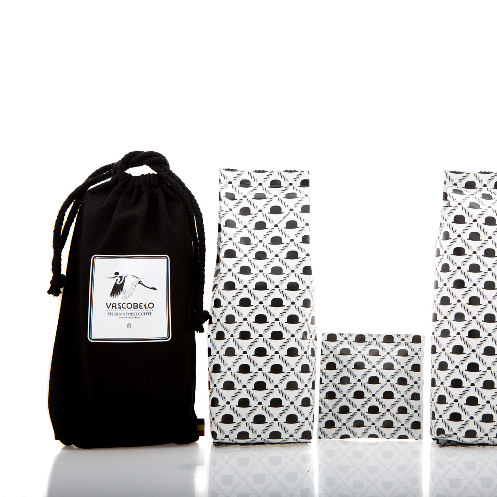 Vascobelo Coffee / Dutchy Design / Branding & Design Portfolio
