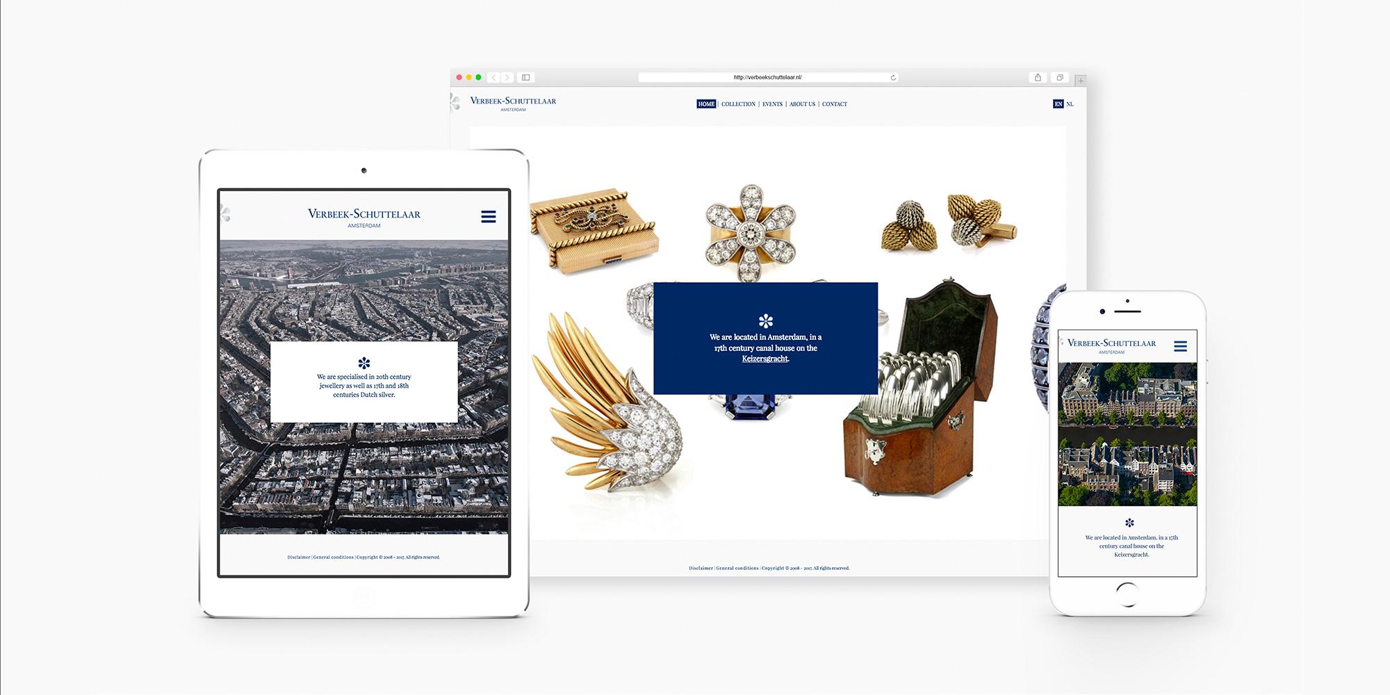 Verbeek en Schuttelaar / Dutchy Design / Branding & Design Portfolio